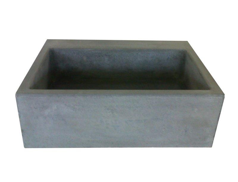 Lavabo Esterno Moderno : Lavabo da esterno moderno lavabo da appoggio quadrato in pietra